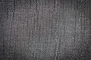 Background texture gray fabric.