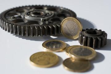 Euro pesante
