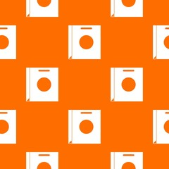 Paper bag pattern seamless