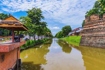 Chiang Mai canal