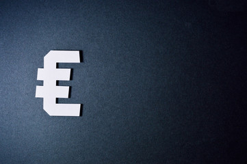 euro currency symbol template