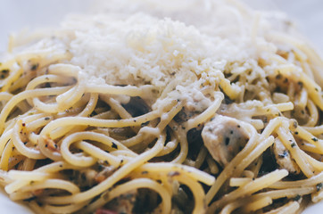 Pasta With Chiken