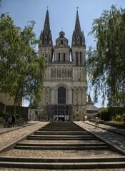 Cathédrale Saint-Maurice à Angers, Maine-et-Loire, France