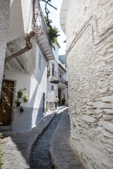 discover the white villages in Sierra Nevada