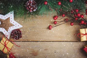 feliz navidad, fondo adornos de navidad