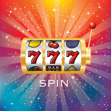 slot spin rainbow burst