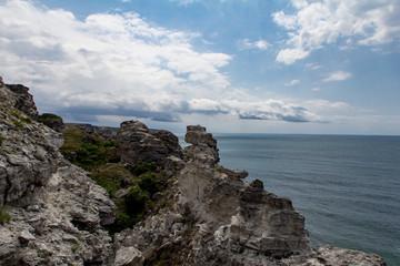 Rocks of Jangul, Tarhankut, Crimea