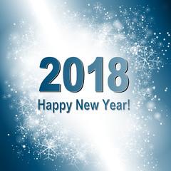 2018 - happy new year
