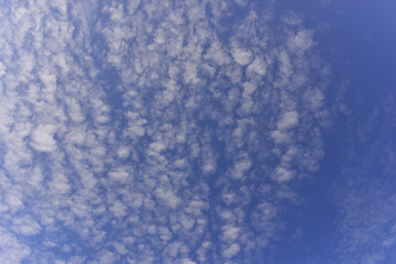 Cloud and  blue sky background, Abstract nature background