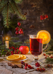 Image with mulled wine.