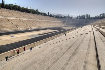 Panathenaic Stadium, Athens.