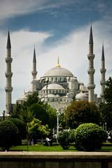 Hagia Sophia Mosque in istanbul