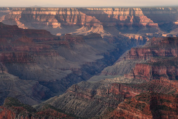 Grand conyon North rim, Arizona