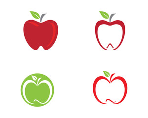 Apple vector illustration design icon
