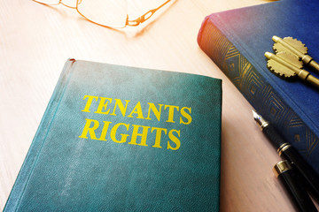 Tenants rights and keys from apartments.