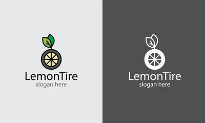 Lemon Vector Logo