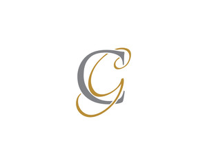 CG GC Letter Logo Icon 2