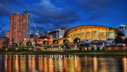 Adelaide Downtown