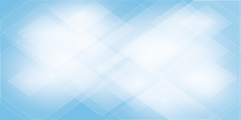 Blue Abstract background geometry shine and layer element vector