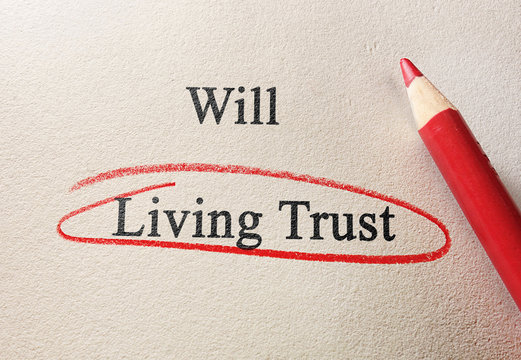 Will or Living Trust