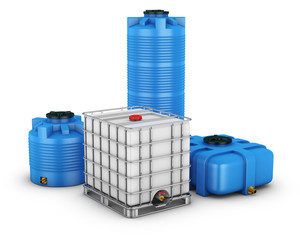 Containers for water