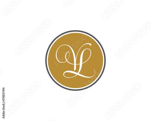 Vl Lv Letter Logo Icon 1 1 Stockfotos Und Lizenzfreie Vektoren Auf