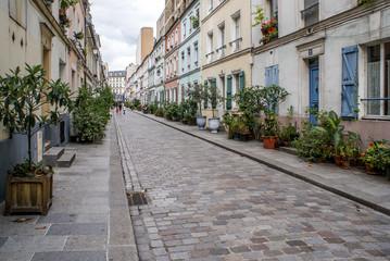 Printed roller blinds Central Europe Paris, France