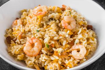 普通のチャーハン Chinese cuisine (fried rice)