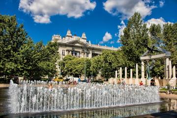 Budapest, Wasserspiele