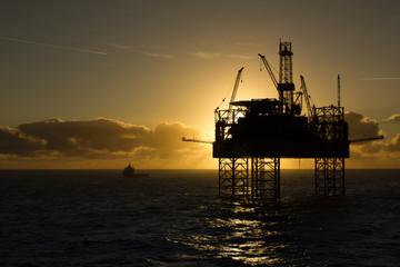 North Sea Oil Industry