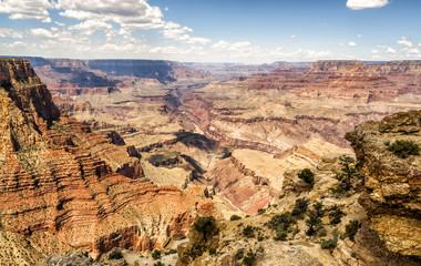 Moran Point - Grand Canyon, South Rim - Arizona, AZ, USA