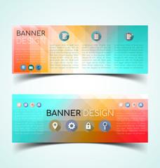Horizontal Banner set3