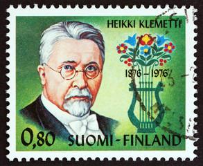 Composer Heikki Klemetti (Finland 1976)