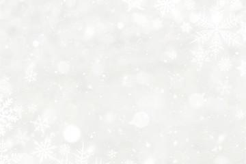 snow Fototapete