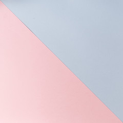 Pink and Blue Pastel Background