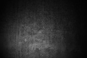 Dreckiger schwarzer grunge Hintergrund