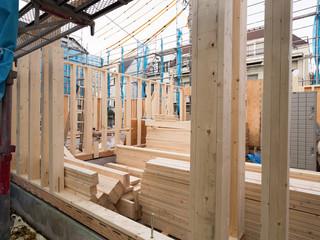 木造住宅の建設