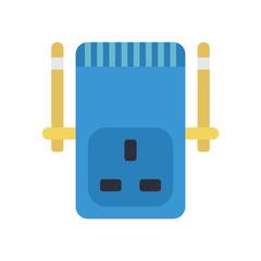 Device - Wifi Plug UK - (Flat)