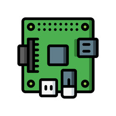 Devices - Raspberry Pi  - (Ultra Color)