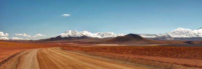 Photo sur Aluminium Singapoure Chile Atacama Desert