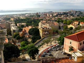 Cagliari alt und neu