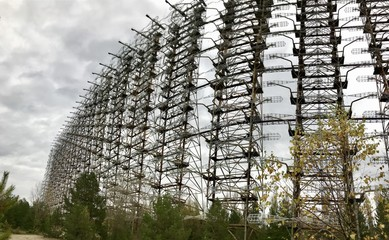 Tschernobyl/Prypjat heute (Ukraine)