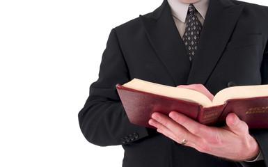 Preacher Bible