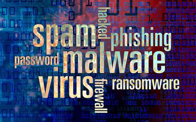 malware computer cyber attack