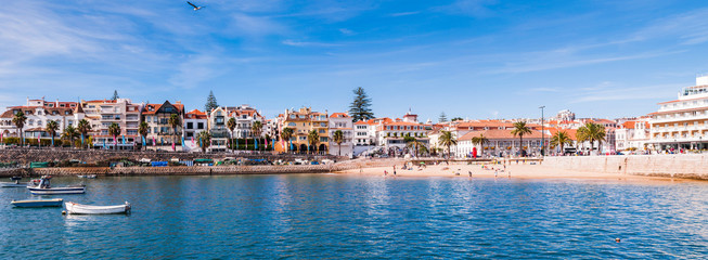 Cascais - Panorama, Portugal