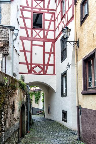 Fototapete Beilstein Germany
