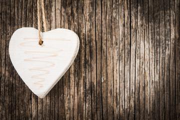 Heart shape Christmas decoration