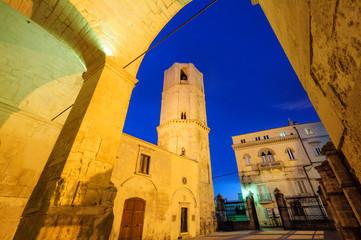 Monte Sant'Angelo Santuario di San Michele