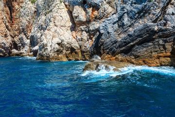 Coast near Portovenere, Italy
