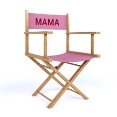 Regiestuhl Mama
